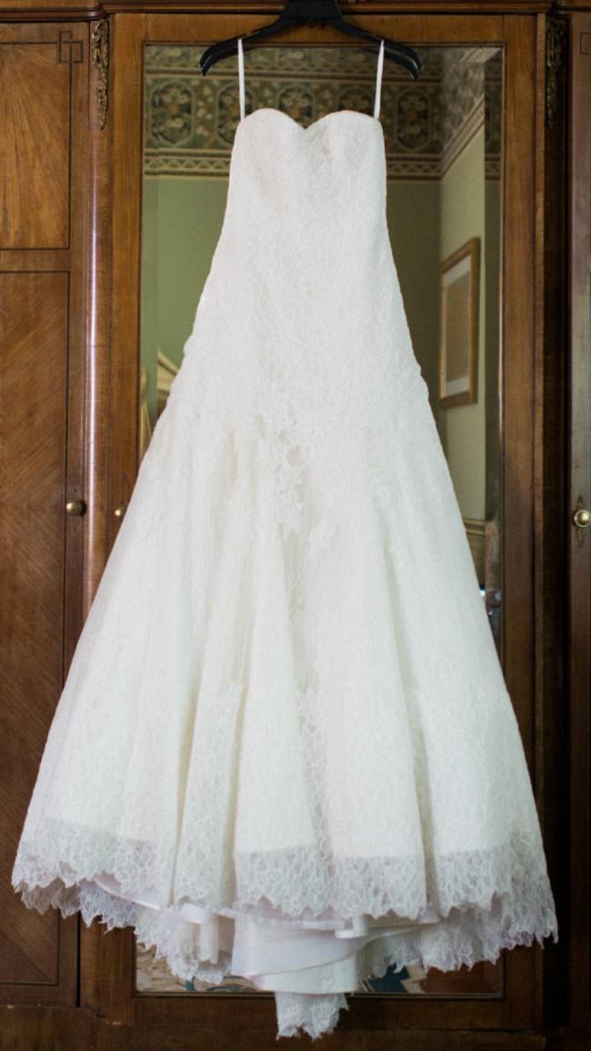 Vera wang lisette second hand wedding dress on sale 71 off for Second hand vera wang wedding dress