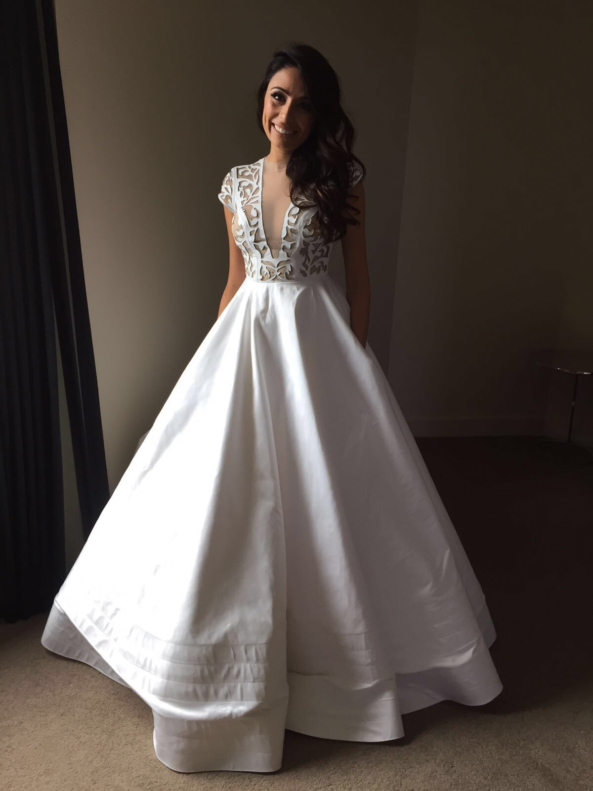 Alex Perry Custom Made - Second Hand Wedding Dresses - Stillwhite
