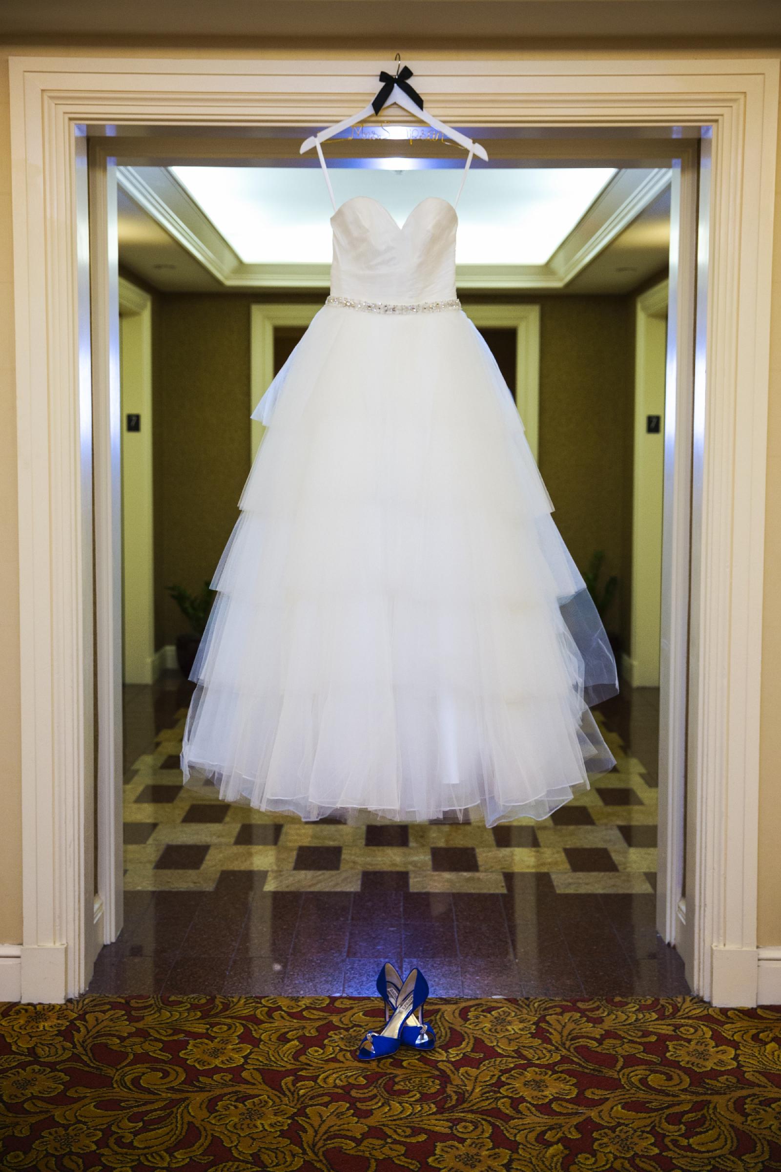 Morilee 6796 Second-Hand Wedding Dress on Sale 49% Off