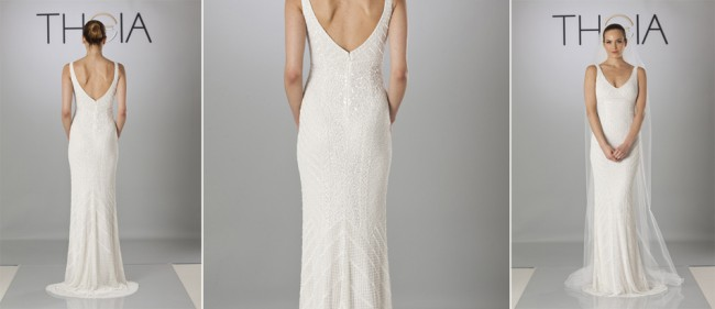 Theia Couture Caitlin Wedding Dress On Sale 34 Off