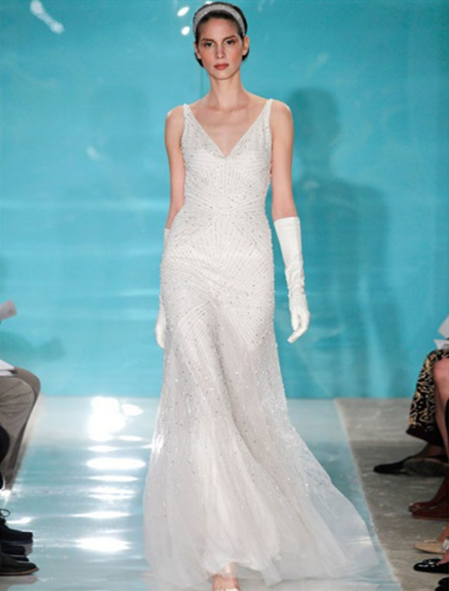 Reem Acra Angelica - New Wedding Dresses - Stillwhite