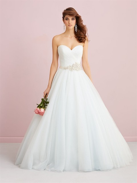 Allure Romance 2765 - Second Hand Wedding Dresses - Stillwhite