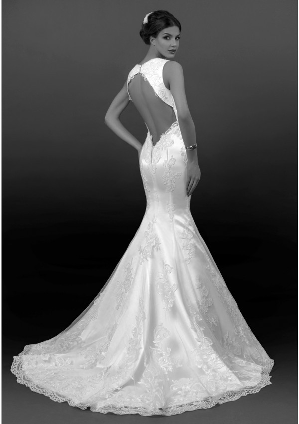 Trumpet New Wedding Dress On Sale