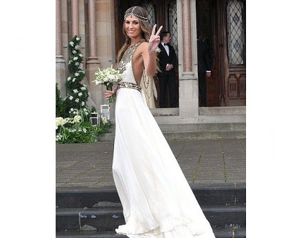 Amanda Wakeley Cleopatra Dress Wedding On 68 Off