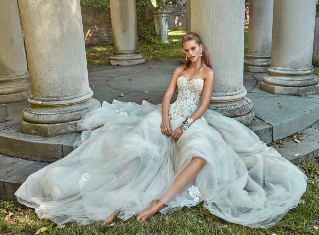 Galia Lahav Gia Second Hand Wedding Dress on Sale 48% Off