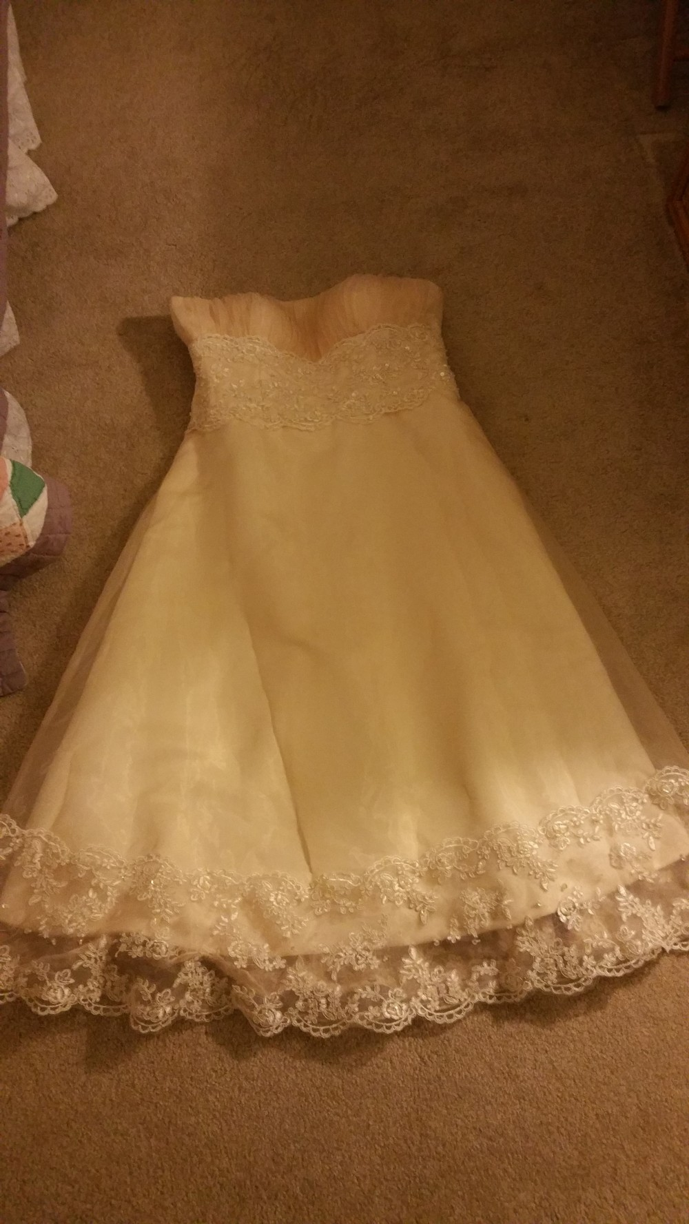 Tb dress new wedding dress on sale 24 off for Wedding dresses lowell ma