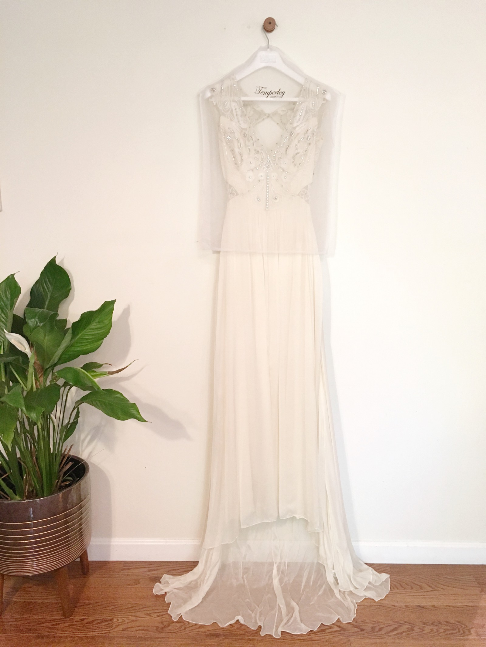 temperley london the rosalind sample wedding dress on sale With temperley wedding dress sample sale
