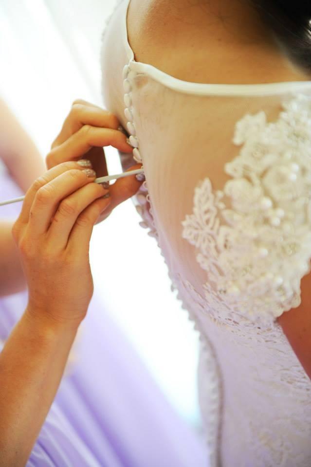 Justin alexander 8686 pre owned wedding dress on sale 64 off for Julian alexander wedding dresses