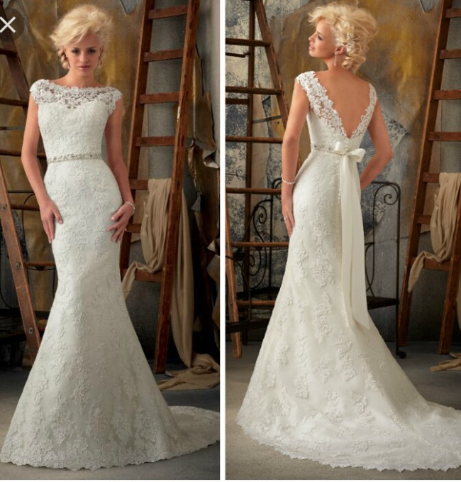 Morilee Mori Lee 1901 Sample Wedding Dress On Sale 47% Off