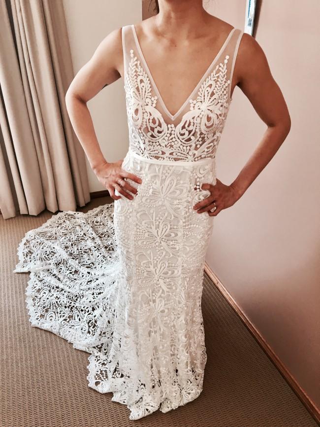 Made with love sasha second hand wedding dresses for Made with love wedding dresses