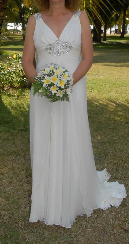 Jenny packham elizabeth second hand wedding dress on sale for Second hand jenny packham wedding dress