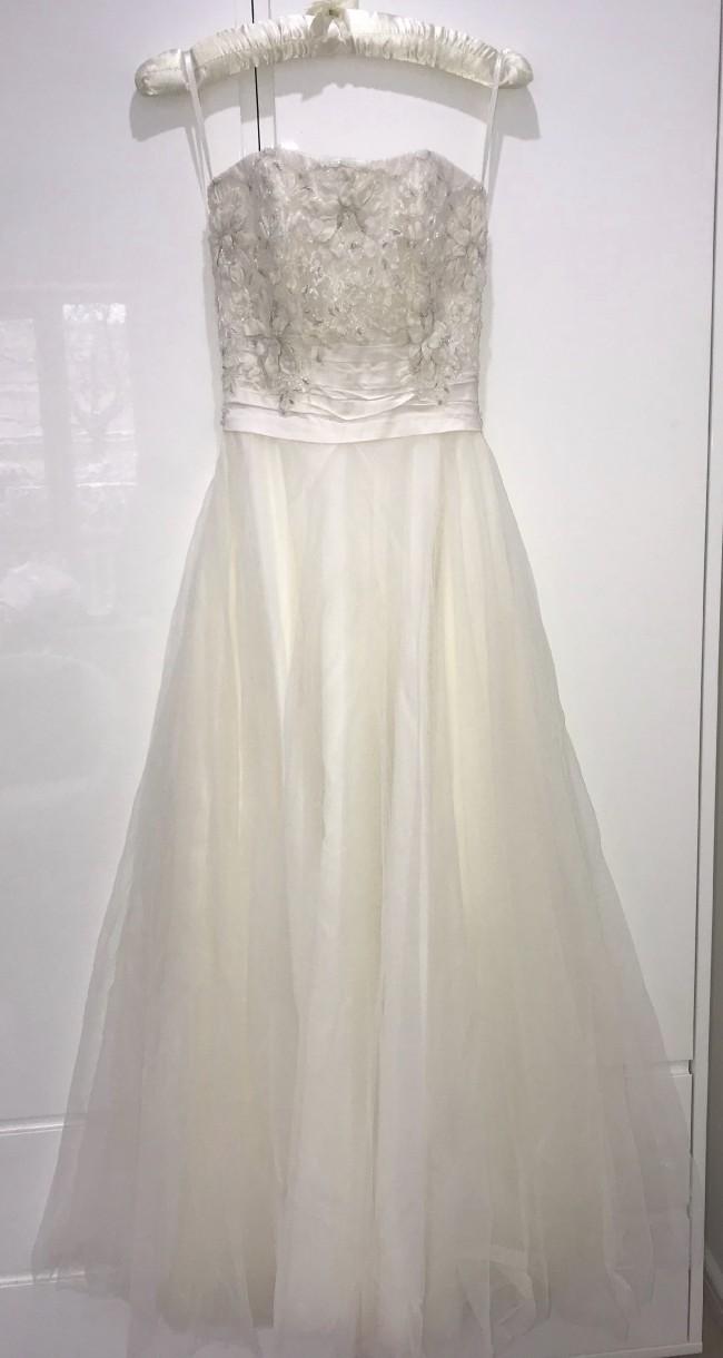 Stephanie Allin Amber Pre-Owned Wedding Dress on Sale 68% Off
