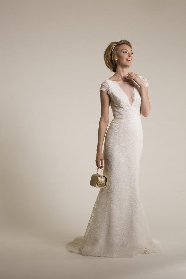 Amy kuschel starr sample wedding dress on sale 24 off for Wedding dress sample sale san francisco