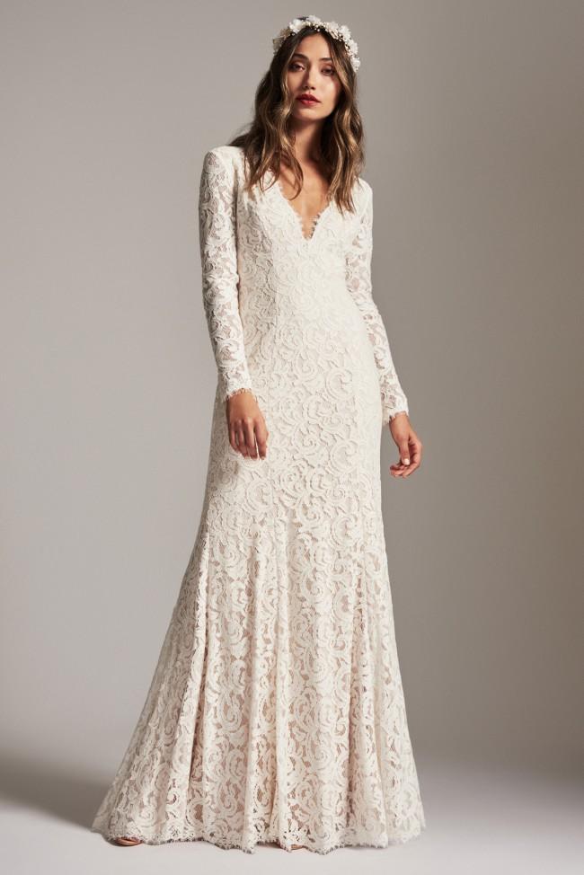 Tadashi Shoji - Sample Wedding Dresses - Stillwhite