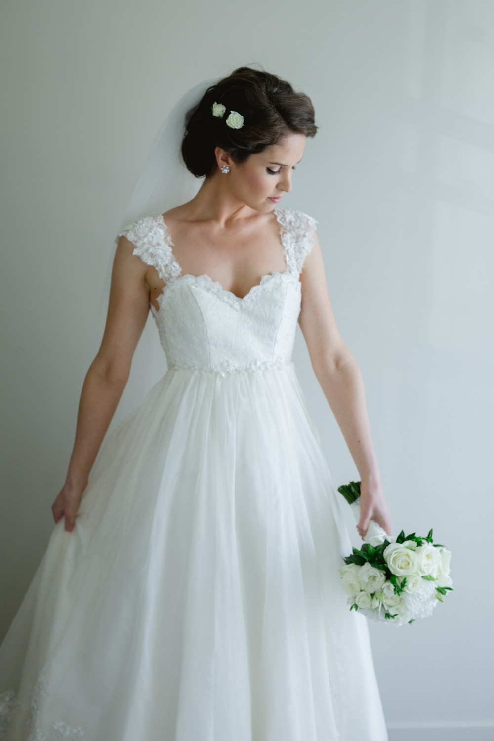 The Little White Dress - Second Hand Wedding Dresses - Stillwhite