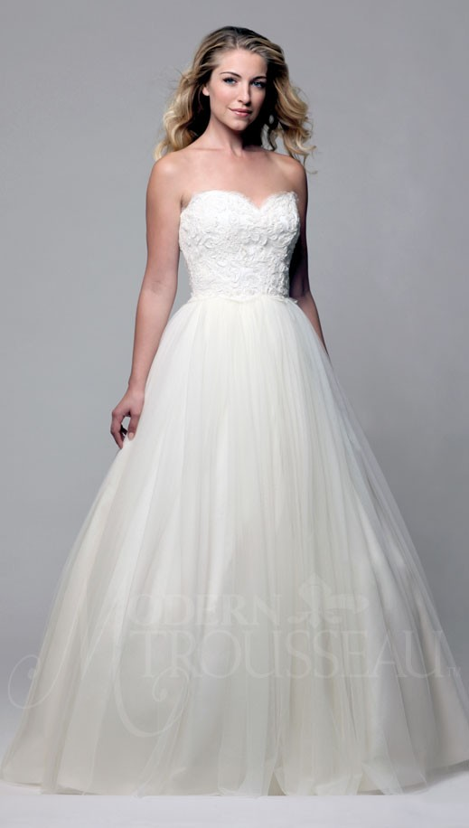Modern trousseau ginny second hand wedding dress on sale for Second hand wedding dresses for sale