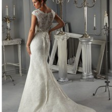 Mori lee wedding dresses on still white au810 au1630 mori lee size 14 junglespirit Image collections