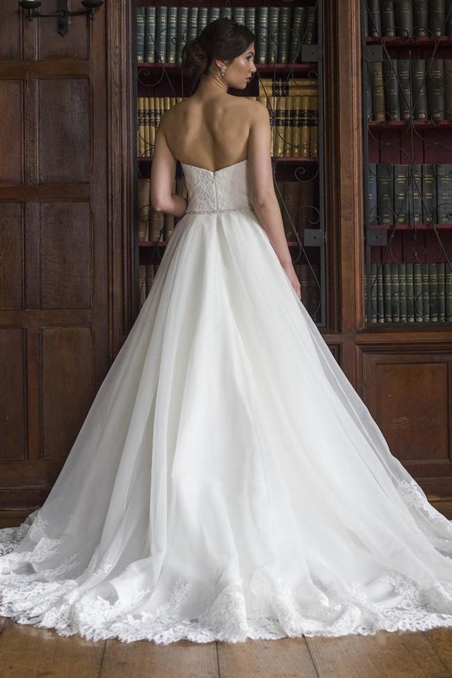 Augusta Jones Keira Second Hand Wedding Dress on Sale 50% Off ...