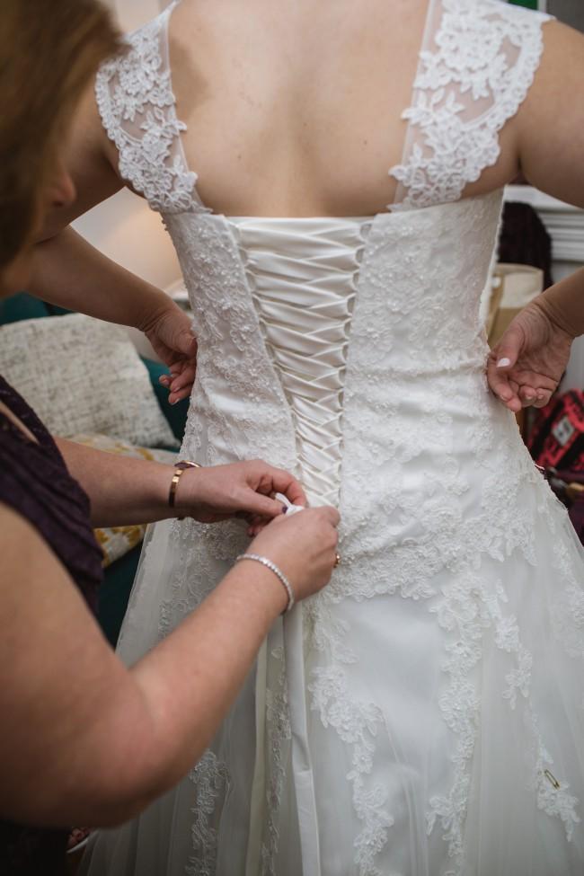 David's Bridal, V3469