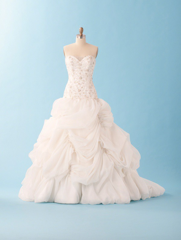 Alfred Angelo Belle\'s Princess Style 225 - New Wedding Dresses ...