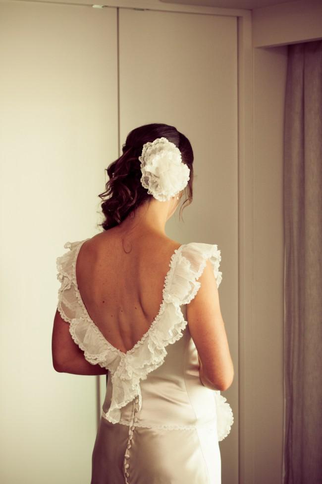 Clarissa Grace Leaving For Paris Copy Wedding Dresses
