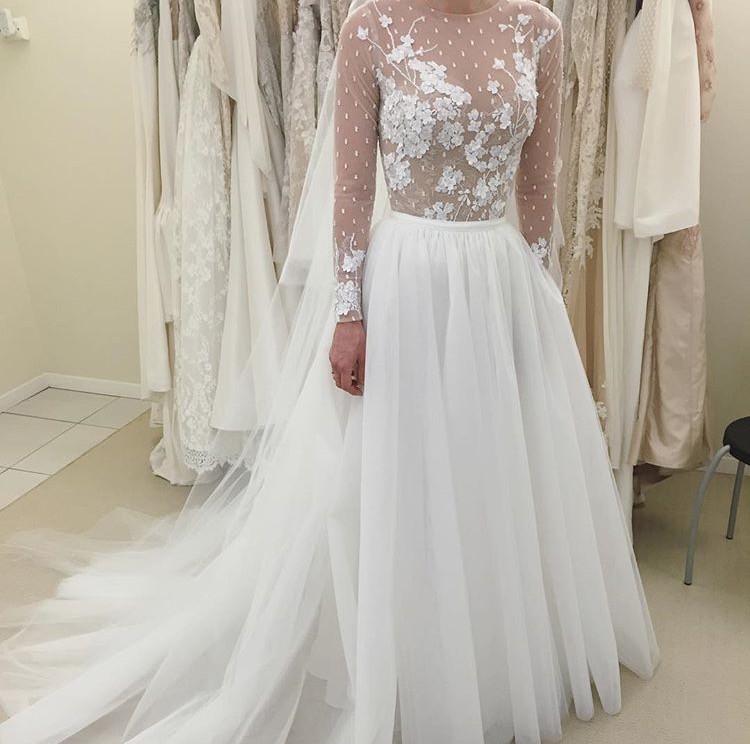 George Wu Custom Made Used Wedding Dress On Sale 49% Off
