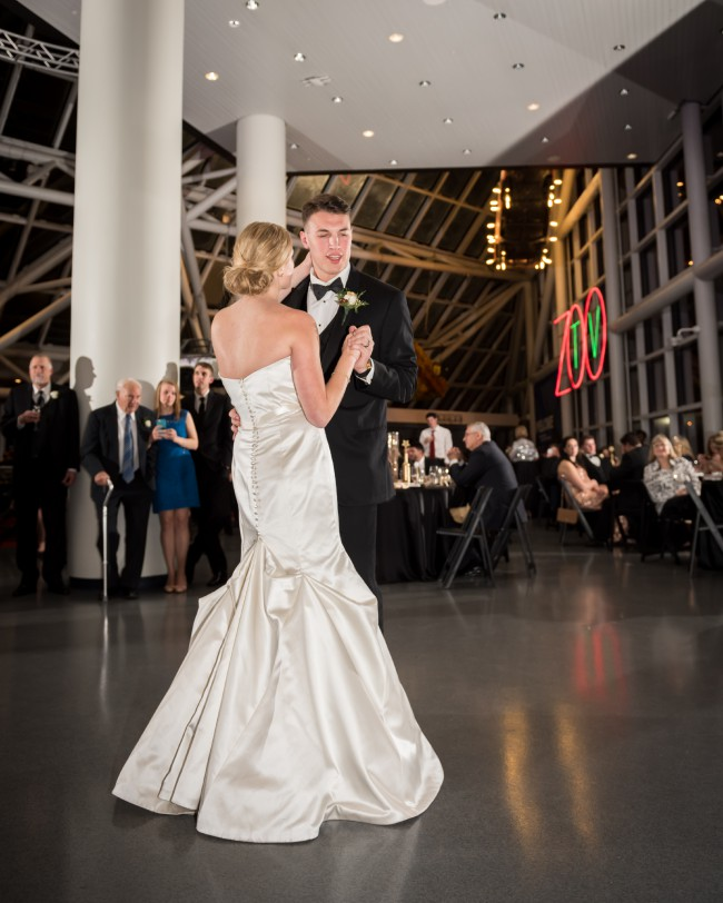 Justin Alexander, Regal Satin Mermaid Bridal Gown-8659