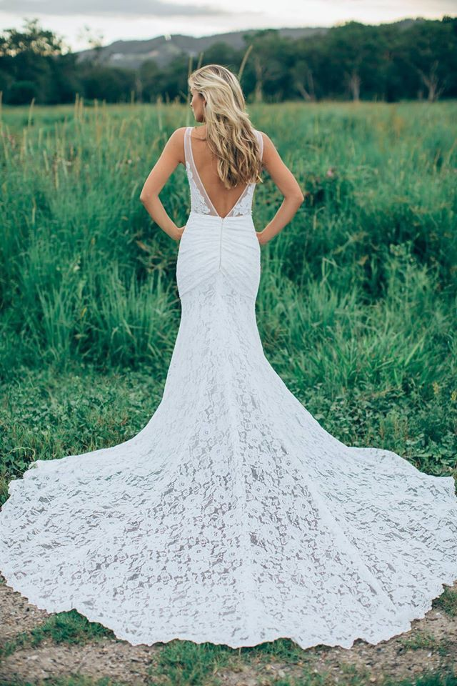 Made with love frankie second hand wedding dresses for Made with love wedding dresses