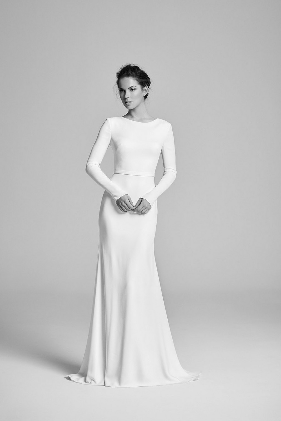 40 snow ready winter wedding dresses suzanne neville junglespirit Image collections