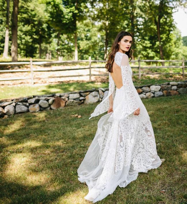 Rue de seine payton gown used wedding dress on sale 25 off for Rue de seine wedding dress cost