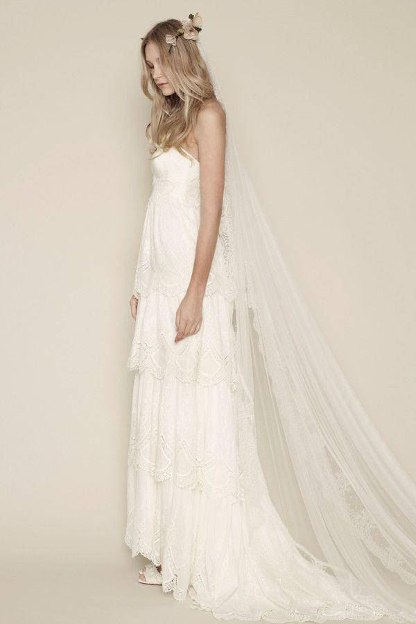 Rue De Seine Christina Sample Wedding Dress On Sale 54 Off