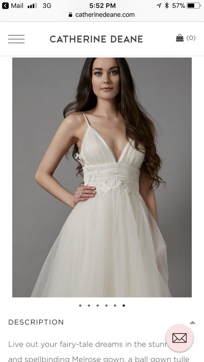 Catherine Deane Melrose - New Wedding Dresses - Stillwhite