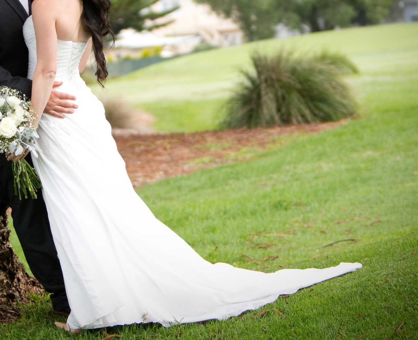 Simple Wedding Dresses Under 500: Kel Leigh Couture Second Hand Wedding Dress On Sale 67