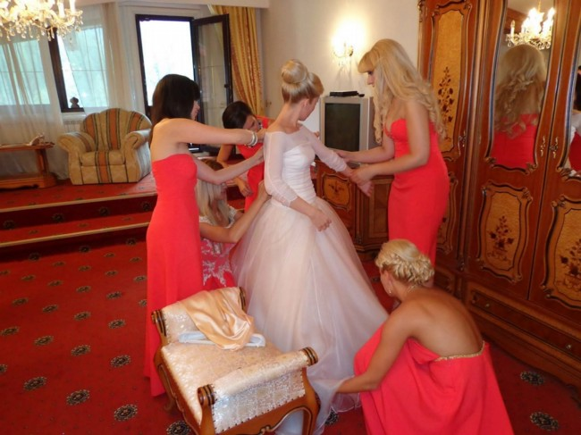 Le Spose Di Gio R59 Used Wedding Dress On Sale 50% Off