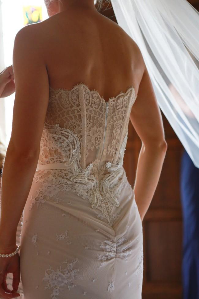 Inbal Dror 12-05 VIP Used Wedding Dress on Sale 65% Off - Stillwhite
