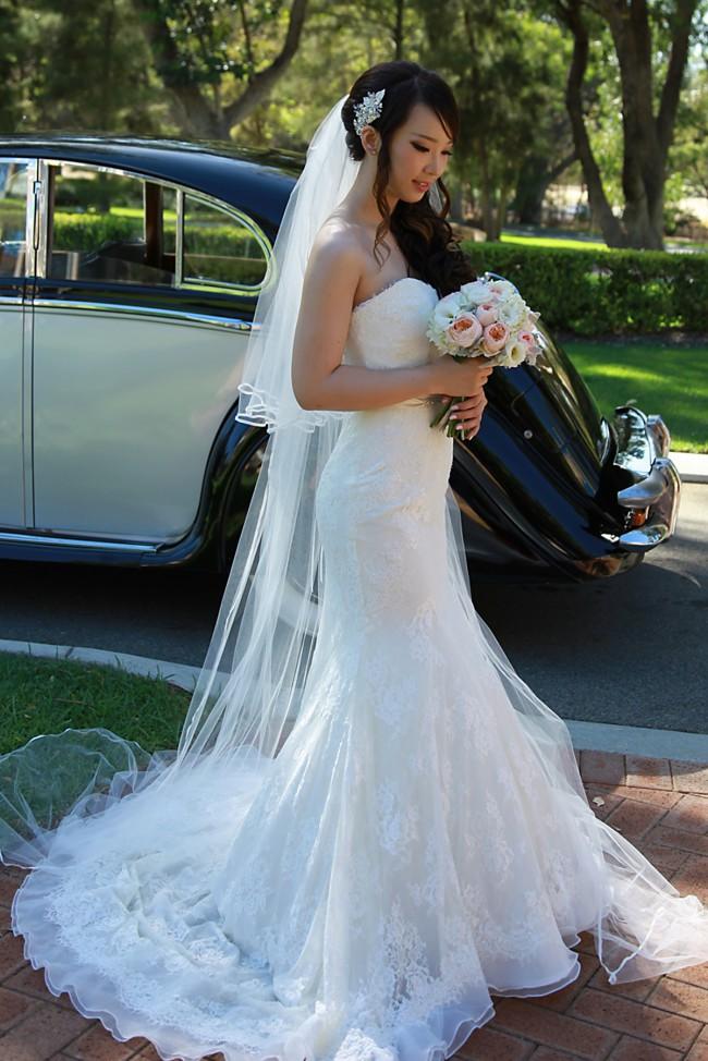 Annasul Y SNOW - Second Hand Wedding Dresses - Stillwhite