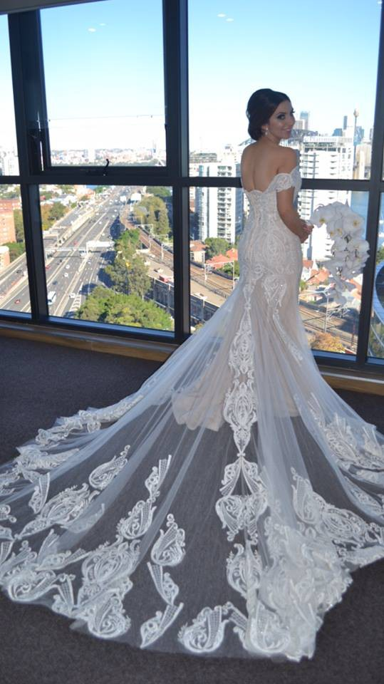 Blanche Bridal, Fit & Flare