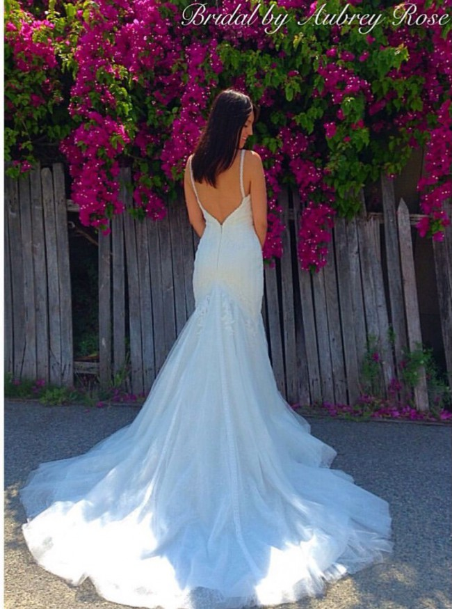 Bridal by Aubrey Rose, Fit & Flare