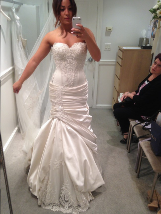 Pnina tornai perla d 3460 wedding dress on sale 35 off pnina tornai perla d 3460 junglespirit Image collections