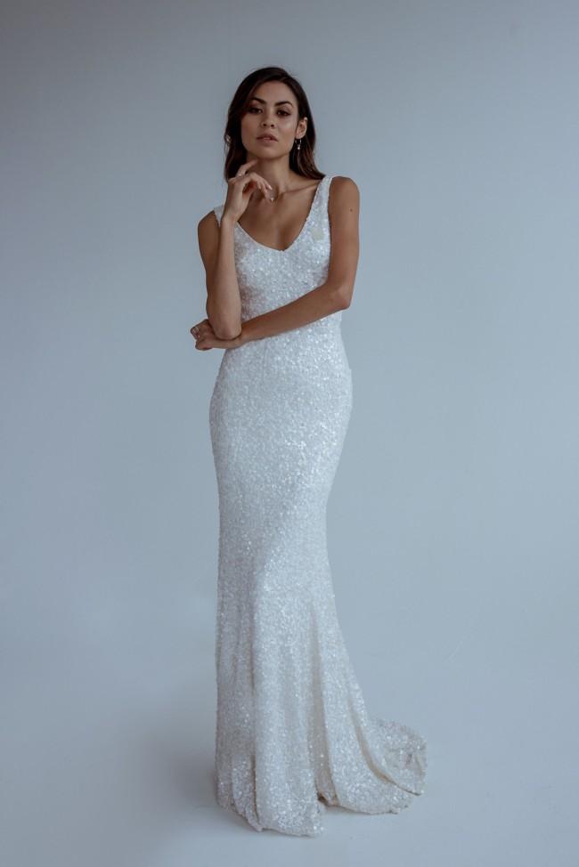Karen Willis Holmes Antoinette 33/40 - Used Wedding Dresses - Stillwhite