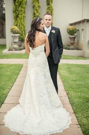 Casablanca Casablanca 2072 Second Hand Wedding Dress On