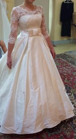 Sassi Holford Paola Second Hand Wedding Dress On Sale