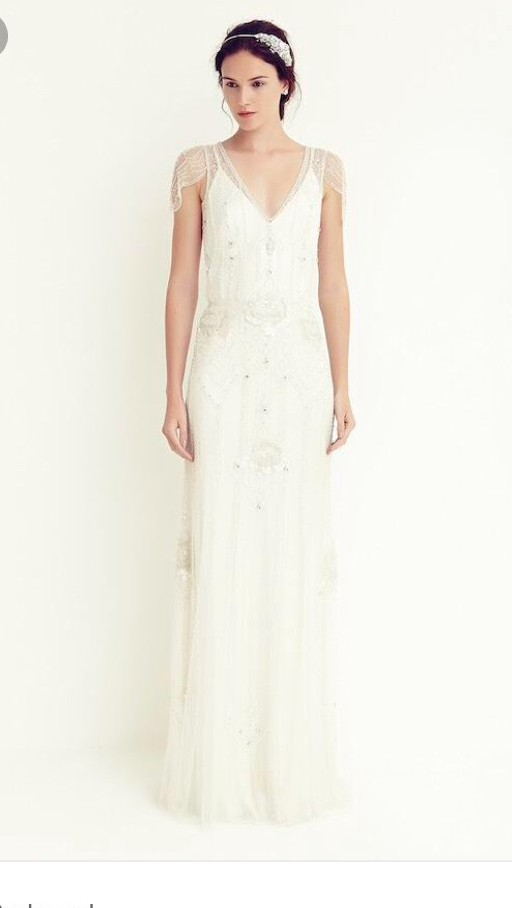 Jenny Packham Eden Ivory New Wedding Dress on Sale - Stillwhite