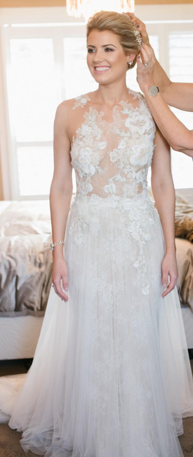 Pronovias Atelier pronovias Second Hand Wedding Dress on Sale 48% Off