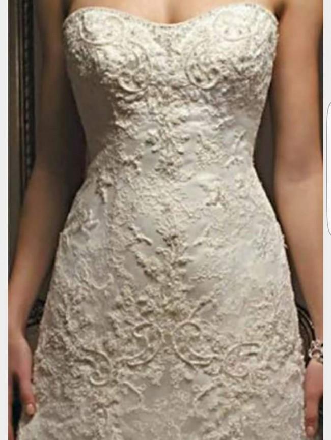 Casablanca 1827 Wedding Dress On Sale 67 Off
