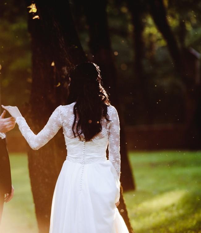 Gemma Sargent Kate Middleton Inspired Wedding Dress