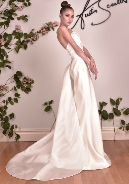 Austin scarlett clairvoir new wedding dresses stillwhite for Austin wedding dress shops
