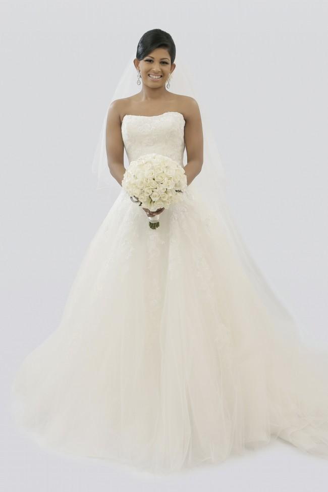 Pronovias Barroco Wedding Dress On Sale 64 Off