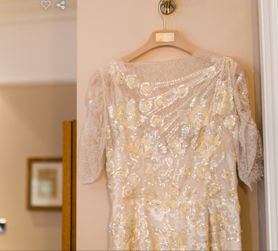 Jenny packham mimosa second hand wedding dress on sale 76 off for Second hand jenny packham wedding dress