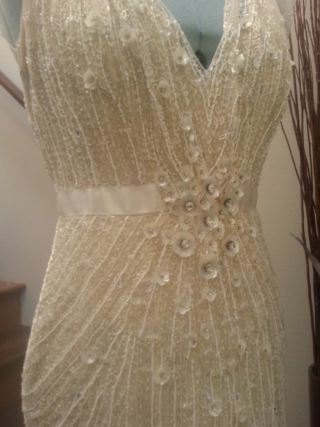 Jenny Packham Willow Second Hand Wedding Dress On Sale 46 Off